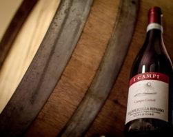 Ripasso Campo Ciotoli 2015: unico Ripasso premiato con i Tre Bicchieri del Gambero Rosso