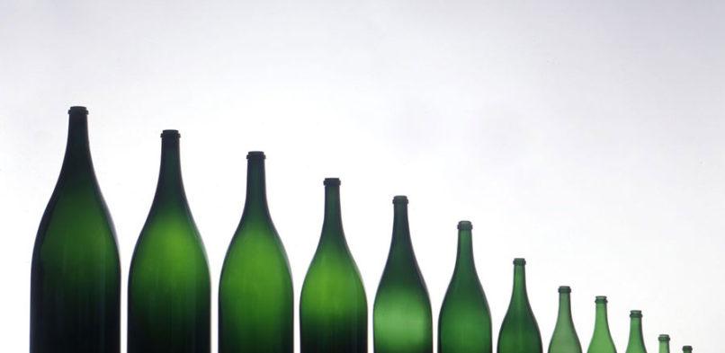 Formati delle bottiglie: ma quanti sono?